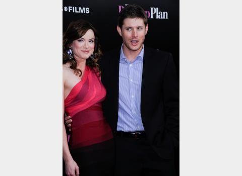 Jensen Ackles l'acteur de Supernatural et Danneel Harris des Fr res