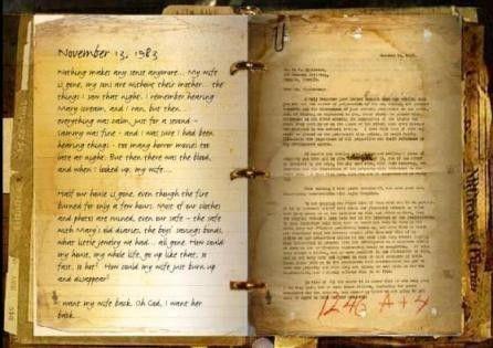 Дневник джона винчестера своими руками 34